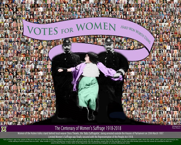 Celebrating the Centenary of Women