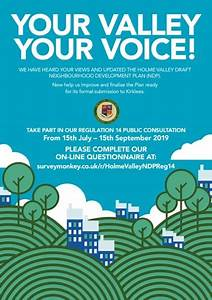 Holme Valley Neighbourhood Development Plan: a final chance to have your say