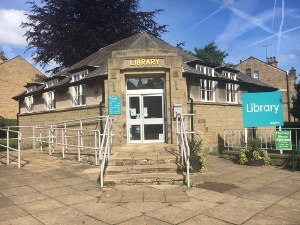 Holme Valley Parish Council has taken ownership of Honley Library